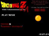 Dragonball Z Strichmaenchen Saga 3a